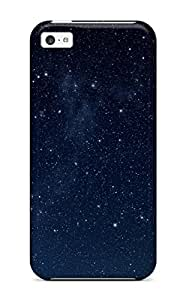 New Style Slim Fit Tpu Protector Shock Absorbent Bumper Stars Case For Iphone 5c DPGWW6PICP80ZAWR WANGJING JINDA