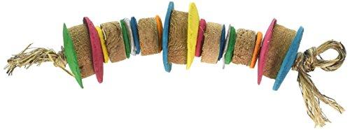 Planet Pleasures Small Koko Corn Cruncher Bird Toy