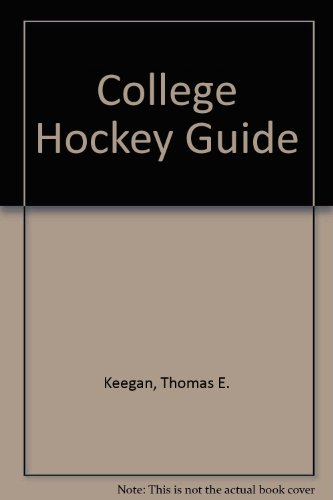 College Hockey Guide Women's Edition 2000