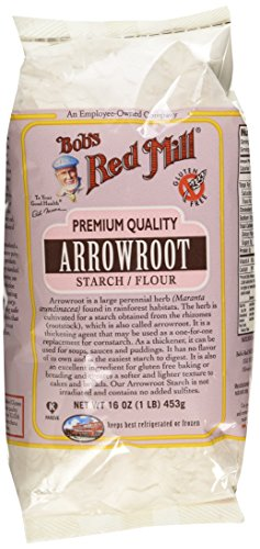 Bob's Red Mill Arrowroot Starch / Flour, 16 Ounces (Packaging May Vary) by Bob's Red Mill (Image #1)