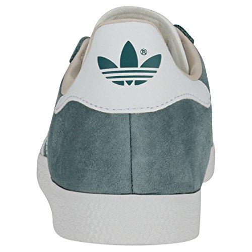 Ftwr adidas Ftwr White Gazelle Green Raw W Raw Women's Linen Green Linen Shoes Green Gymnastics White rOHrcq