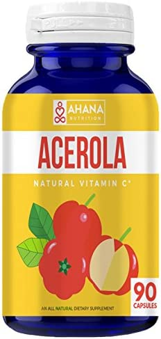 Acerola Capsules 900mg Serving Digestion product image