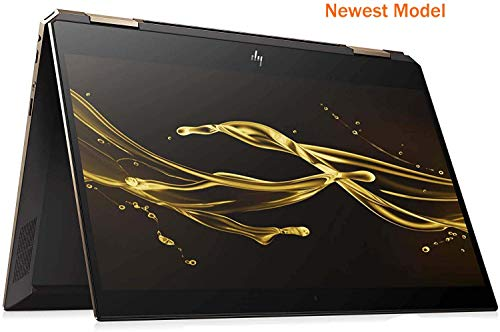 HP Spectre Touch x360 13-ap000 Ash/Gold Convertible 8th Gen Quad Core Intel...