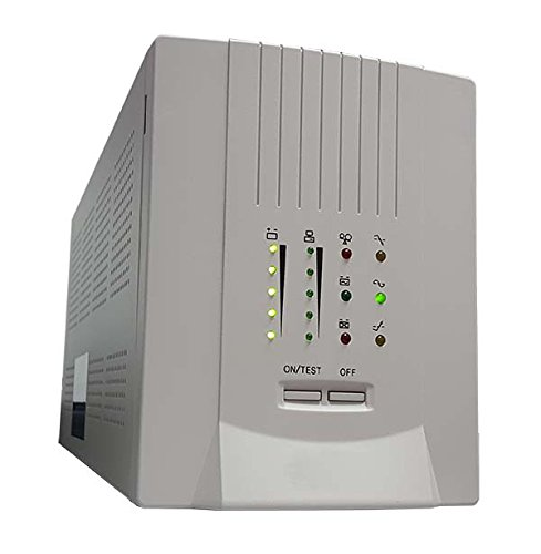 Powercom Smart King 600VA Backup UPS / Power Supply w/ Hot-Swappable Battery, SMK-600A, Retail by Powercom