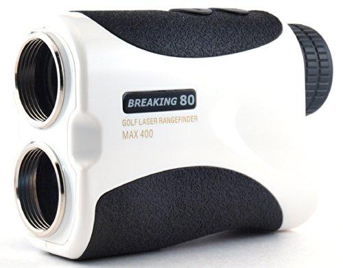 breaking 80 golf laser rangefinder range finder with advanced pin