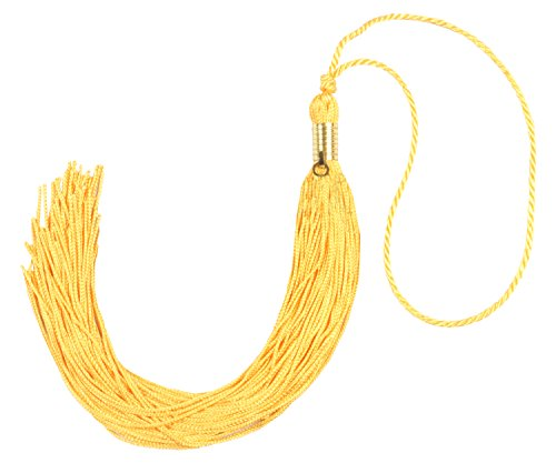 GraduationForYou Academic Graduation Tassel With 2016 or 2017 Year Charm As A Package, Available For Both 2016 And 2017 Graduation Ceremony