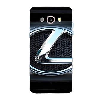 Amazon.com: Lexus - Carcasa de silicona para Samsung Galaxy ...