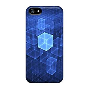 Forever Collectibles Cubes Hard Snap-on Iphone 5/5s Case wangjiang maoyi
