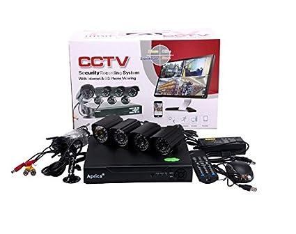 CCTV vigilancia Cámara para oficina almacenamiento Jardín Negocios nuevo