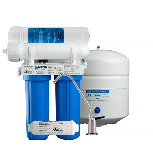 Watts Premier 500479 5-Stage Reverse Osmosis Alkaline pH Water System (Watts Premier 5 Stage compare prices)