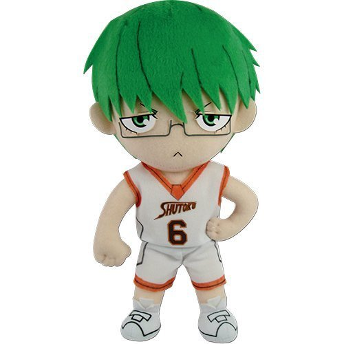 GE Animation GE-52795 Kuroko's Basketball 9 Shintaro Midorima Stuffed Plush by GE Animation
