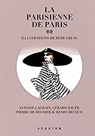 La Parisienne de Paris par Antoine Laurain