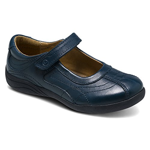 Girl's Stride Rite 'Claire' Mary Jane, Size 12.5 W - Blue