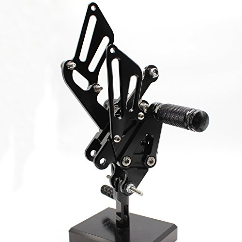 amazon fxcnc racing 08 16 cbr1000rr adjustable motorcycle 2011 CBR 1000RR amazon fxcnc racing 08 16 cbr1000rr adjustable motorcycle rearset foot pegs rear set footrests fit for honda cbr1000rr abs non abs 2008 2009 2010