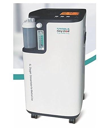 Buy Oxygen Concentrator Oxy Med With Inbuilt Nebulizer Online At