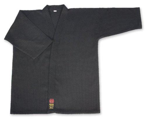 M.A.R International Ltd. Kendo- Aikido-Jacke, Aikido-Jacke, Aikido-Jacke, aus Baumwolle, Schwarz B00F42QK0S Kampfsport Adoptieren c3df1b
