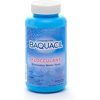 Amazon Com Baquacil 84398 Flocculant Swimming Pool