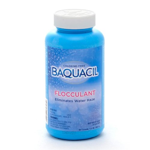 Arch Chemical Baquacil Flocculant - 1.5 lb