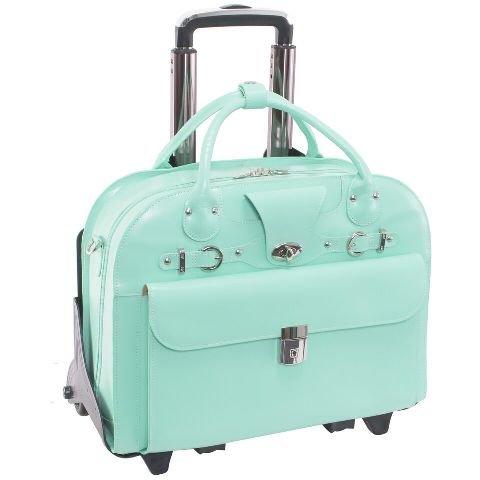 Mcklein Flap Pocket Briefcase - 9
