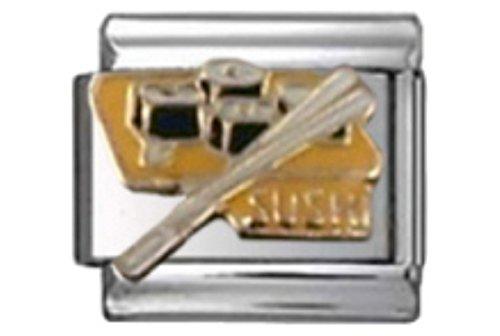 Italian Charm Bracelet Link Food - 7