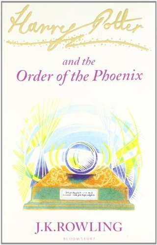Harry Potter and the Order of the Phoenix (Harry Potter Signature Edition) by Rowling, J. K. (2010) Paperback