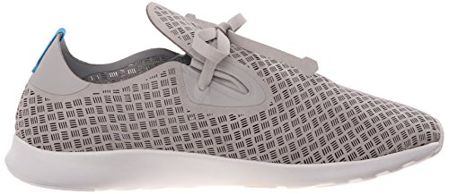 Sneaker Native Stripes White Shell Apollo Fashion Moc Pigeon Grey Unisex w6IP6qR