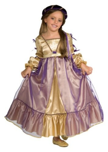 [Little Princess Juliet Costume] (Toddler Renaissance Costumes)