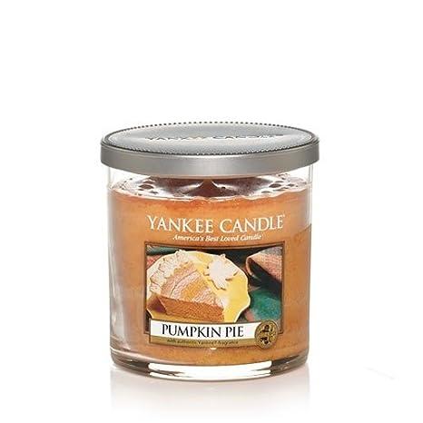 YANKEE CANDLE Pastel de Calabaza, Comida y Especias Aroma: Amazon.es: Hogar
