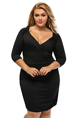 Buy dress for tall and curvy - 1