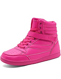 Women's Shoes Hidden Wedges 5.5cm Fashion Sneakers Ankle...
