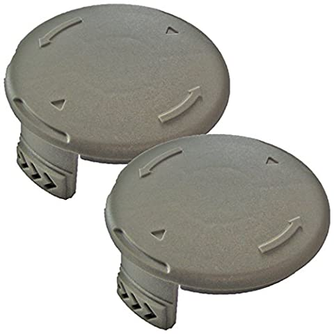 Ryobi P2002-P2004 Cordless String Trimmer Replacement (2 Pack) Spool Cover # 3411546-7G-2pk