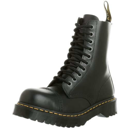 Dr. Martens Men's/Women's Men's 8761 Bxb Boot, Black,8 UK (US Men's 9 M)