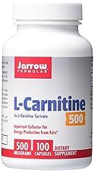 Jarrow Formulas L-Carnitine Tartrate, fo...