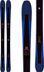Ski passes are expensive, so make sure you get the most out of your money by riding every run--on- and off-piste--with Salomon's XDR 88 Ti Ski. Salomon designed it to handle all the terrain potential at each resort. Its nimble 88mm waist lend...