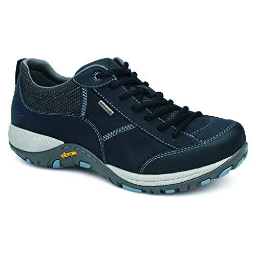 Dansko Women's Paisley Navy Sneaker 8.5-9 M US (Women Shoes For Dansko)