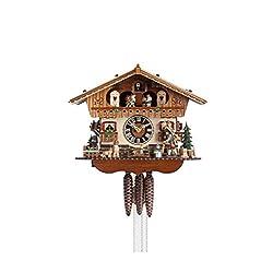 Cuckoo Clock Bavarian House