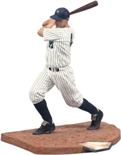(McFarlane Toys MLB Cooperstown Series 8 Action Figure Lou Gehrig (New York Yankees))