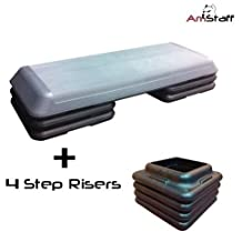 Step - Aerobic Stepper 4in - 12in