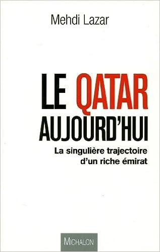 Téléchargement Le qatar aujourd'hui pdf, epub