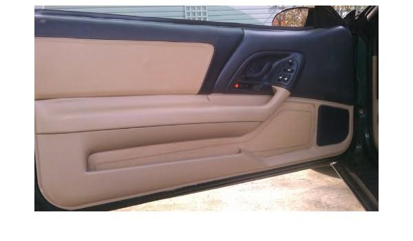 Amazon.com: Chevrolet Camaro 1997-02 insercion de puertas delanteras de RedlineGoods: Automotive
