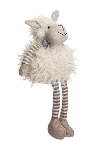 GALLERIE II Fluffy Lamb Spring Easter Shelf Sitter ()
