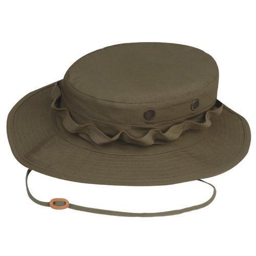 Tru-Spec Military Boonie Hat Olive Drab 7-1/2
