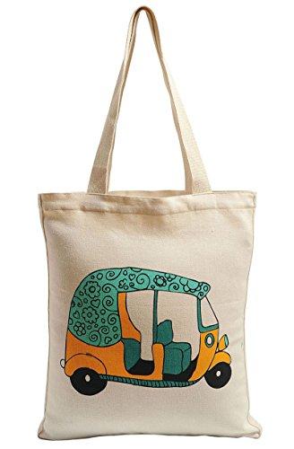 de toile Designer Bag sacs Femmes Yuga Graffiti coton 5Ax77q