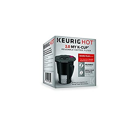 .com: keurig 2.0 my k-cup reusable ground coffee filter ...