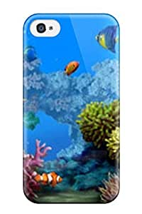 Kimberly M Taylor Scratch-free Phone Case For Iphone 4/4s- Retail Packaging - Free Moving S