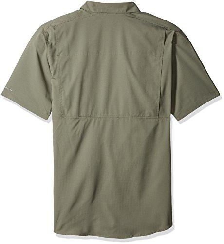 Columbia Men's Silver Ridge Lite Big & Tall Short Sleeve Shirt Cypress FIbVqZml8m