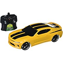 Jada Toys Hyperchargers 1: 16 Big Time Muscle R/C '16 Chevy Camaro SS Vehicle