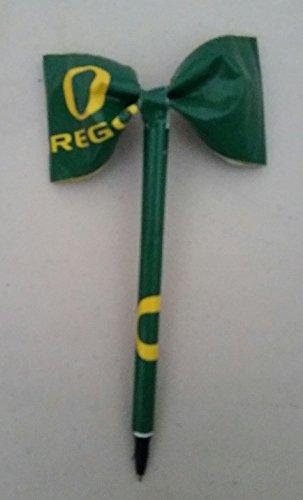 University of Oregon Ducks Duct Tape Bow Pen