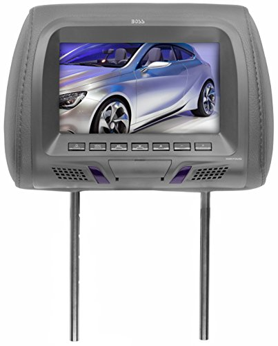 "Boss Audio Systems HIR70UG 7"" Universal Headrest, Built-I..."