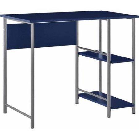 Mainstays Basic Student Desk, Navy